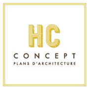 Logo HC Concept - Plans d'architecture
